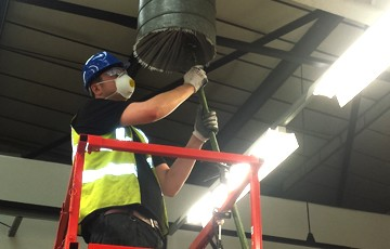 Duct Cleaning (Air Supply & Extract)